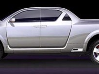 DaimlerChrysler Unveils Dodge Rampage Concept Vehicle in Chicago