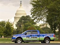 Roush Propane-Powered F-150 Receives CARB Approval