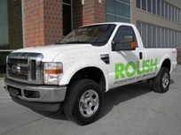 CARB Approves ROUSH Propane-Powered Ford Pickups