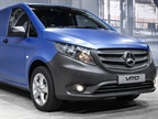 <p><strong>The new Vito van is seen as a global model like the Sprinter.</strong></p>