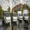 2011 Isuzu N-Series trucks