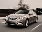 <p>The 2012 Hyundai Azera</p>