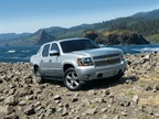 <p>The 2013 Chevrolet Black Diamond Avalanche marks the final year of production for pickup model. Black Diamond Avalanches feature body-colored bed surrounds, a unique badge on the sail panel, and more standard features.</p>