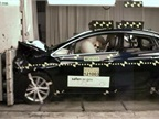 <p>The 2013-MY Buick Verano in one of its crash tests.</p>