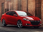 <p>The 2013 Dodge Dart.</p>