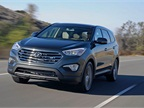 <p>The 2013-MY Santa Fe has an EPA estimated 25 mpg highway fuel economy rating.</p>