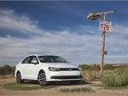 <p>The Jetta Hybrid will be available starting at $24,995 and will go on sale in the last quarter of 2012.</p>