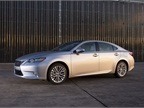<p>The 2013-MY Lexus ES 350</p>