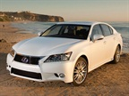 <p>The 2013-MY Lexus GS 450h</p>