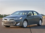 <p>2013-MY Toyota Avalon</p>