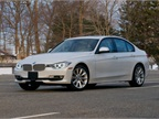 <p>BMW's 328d diesel-powered Sedan is set to arrive in the U.S. in the fall of this year (2013). Photo courtesy BMW.</p>