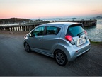 <p>The 2014-MY Chevrolet Spark.</p>
