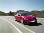 <p>The 2014 Mercedes-Benz CLA250. Photo courtesy Mercedes-Benz.</p>