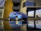 <p>Nissan said it designed the vehicle's exterior to stand out from other vehicles in the segment and to be aerodynamic.</p>