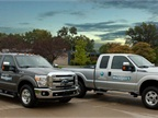 Westport WiNG Bi-Fuel Ford F-250 pickup trucks (PHOTO: Westport)