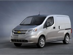 <p>The 2015 Chevrolet City Express cargo van is slated to go on sale in fall 2014. Photo courtesy GM.</p>