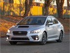 Video: 2015 Subaru WRX Named IIHS 'Top Safety Pick'