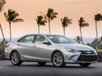 The Toyota Camry Hybrid wins a Vincentric Best Value in America award for the fifth year in a row. Photo courtesy of Vincentric.