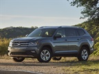 Photo of 2018 Atlas courtesy of VW.