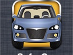 <p>The SaferCar app icon for iPhone</p>