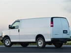 Photo of Chevrolet Express courtesy of GM.