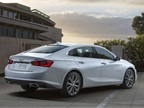 <p><em>Photo of 2016 Chevrolet Malibu courtesy of GM.</em></p>