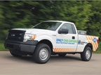 When the 3.7L V-6 F-150 is equipped with a CNG/LPG engine package, it is capable of achieving more than 750 miles on one tank of gasoline, depending on the tank size selected.