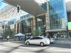 <p>For this year's Ride & Drive, Green Fleet Conference organizers closed down a city street in downtown Phoenix</p>