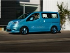 <p>The e-NV200 Concept is powered by an 80kW AC synchronous motor.</p>