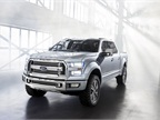 <p>The Ford Atlas Concept is designed to show new technologies the automaker is developing for use in its pickup truck products.</p>