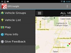 <p>GPS Insight's new mobile app for Android smartphones.</p>