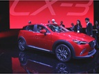 <p><em><strong>Photo of 2016 CX-3 by Paul Clinton.</strong></em></p>