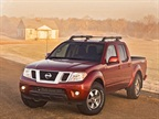 <p>The 2013 Nissan Frontier. Photo courtesy Nissan.</p>