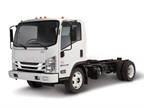 Isuzu NPR-XD. Photo via Isuzu Commercial Truck of America.
