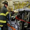 Chevrolet and OnStar train first responders on Volt technology.