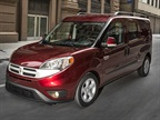 <p>ProMaster City is a beefed-up, Americanized version of the Fiat Doblo van.</p>