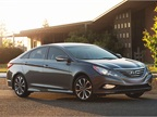 <p>2014 Hyundai Sonata. Photo courtesy of Hyundai. </p>