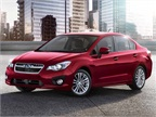 Subaru's 2014 Impreza Earns Top Safety Award