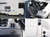 DaimlerChrysler Tests Sprinter Plug-In Hybrids