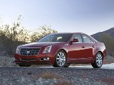 2008 Cadillac CTS Readies for Launch