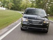 2011 Chrysler Town & Country: Tech Savvy, Refined