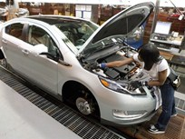 GM Plans to Increase Rate of Volt Production