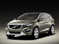 Volvo Releases First Images of XC60 Concept