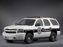 GM Fleet & Commercial Launches Tahoe Police Vehicle