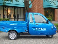 ZAP Targets Fleets with Electric Pickup