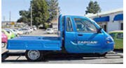 NorCal City Incorporates All-Electric City Trucks