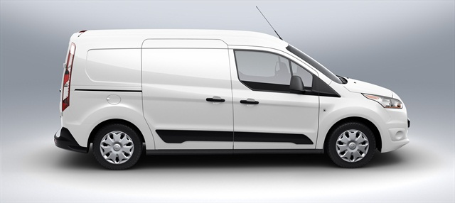 The all-new Transit Connect Van offers two engine choices, a 1.6L EcoBoost engine and the standard 2.5L engine.
