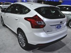 Ford Focus plug-in electric