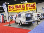Maranda Products was taking a stand with it s  The Van is Dead