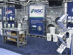 RSC BioSolutions booth.